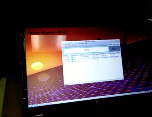 Installing Linux – Ubuntu on an HP Laptop