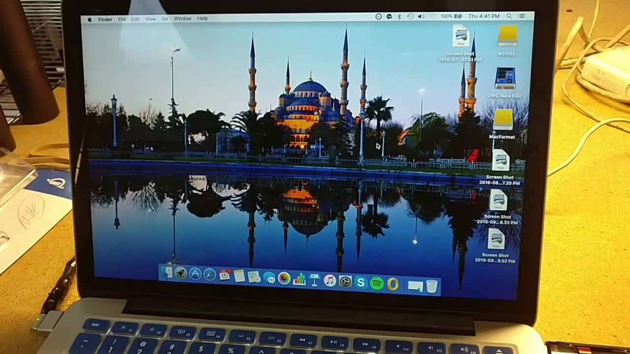 how to upgrade macbook pro ssd hard drive