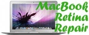 MacBook Retina Repairs
