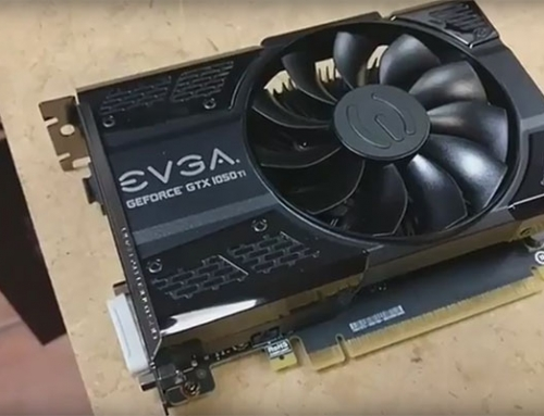 Upgrading a Video Card on a PC