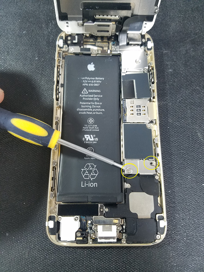 iPhone 6 Screen Replacement - PC 911 Computer & Cell Phone